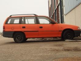 This is what happens to old huoneistökeskus cars